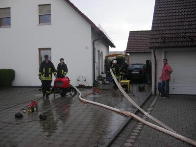 Feuerwehr Amberg-Ammersricht - Einsätze 2011